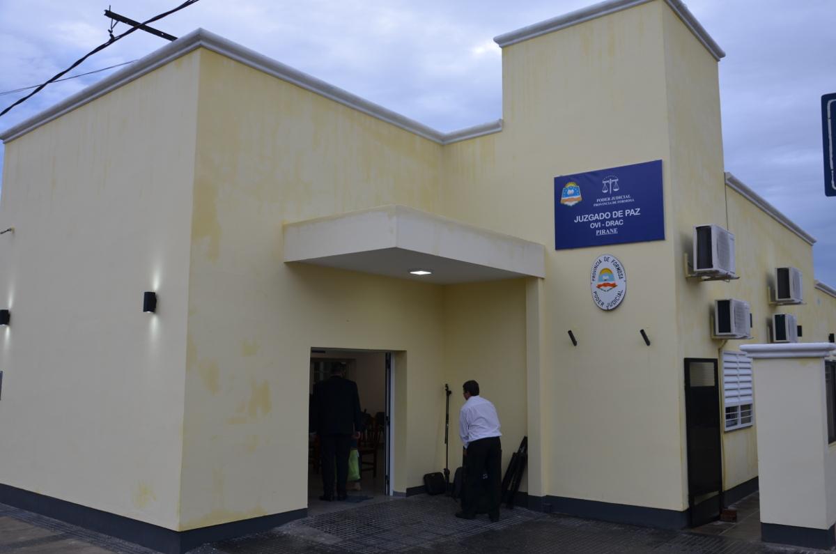 Juzgado de Paz - Pirané - Formosa