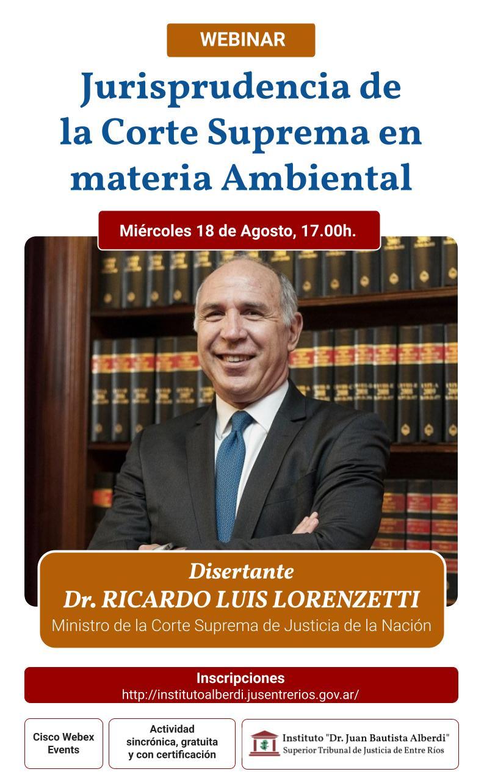 Dr. Ricardo Lorenzetti