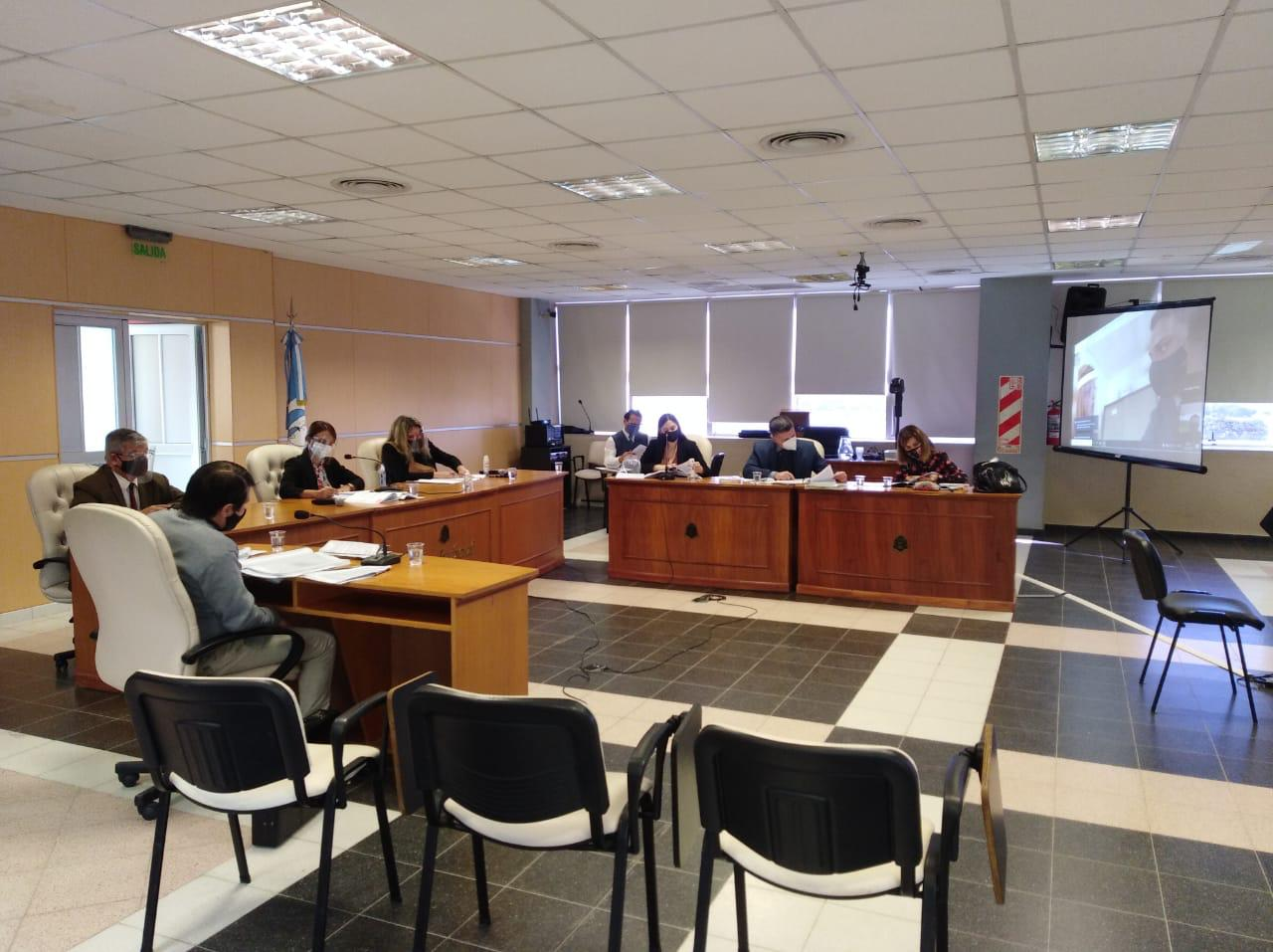 PJF - Cámara Criminal Primera - Audiencia